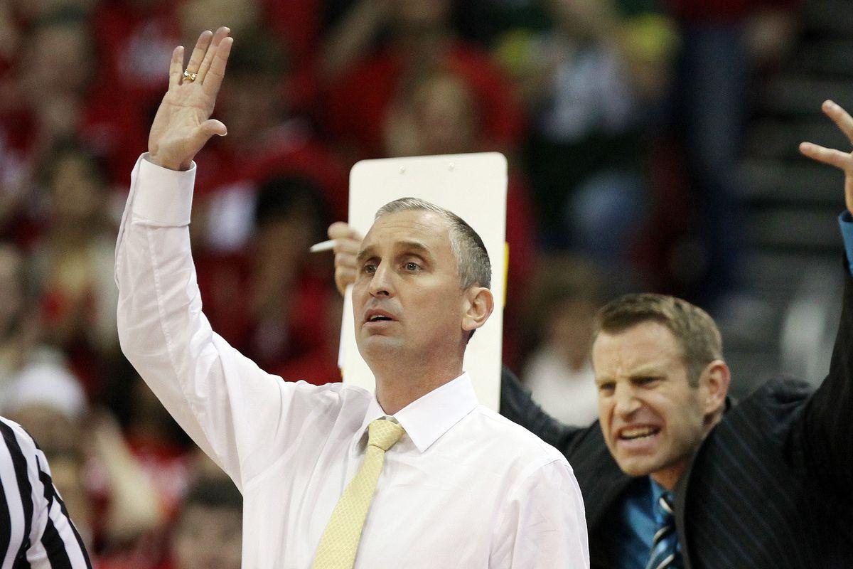 I'll take it! Bobby Hurley moves from Buffalo to Arizona State.