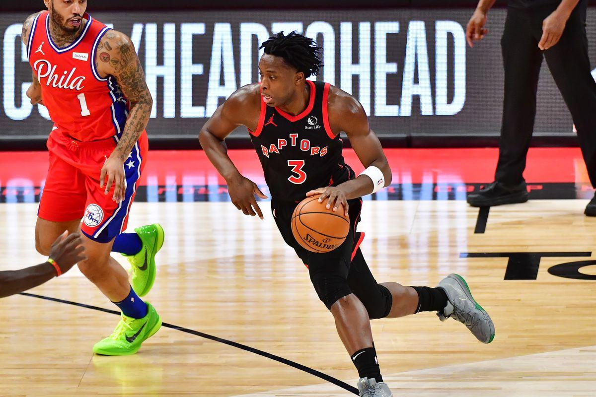 Philadelphia 76ers v Toronto Raptors