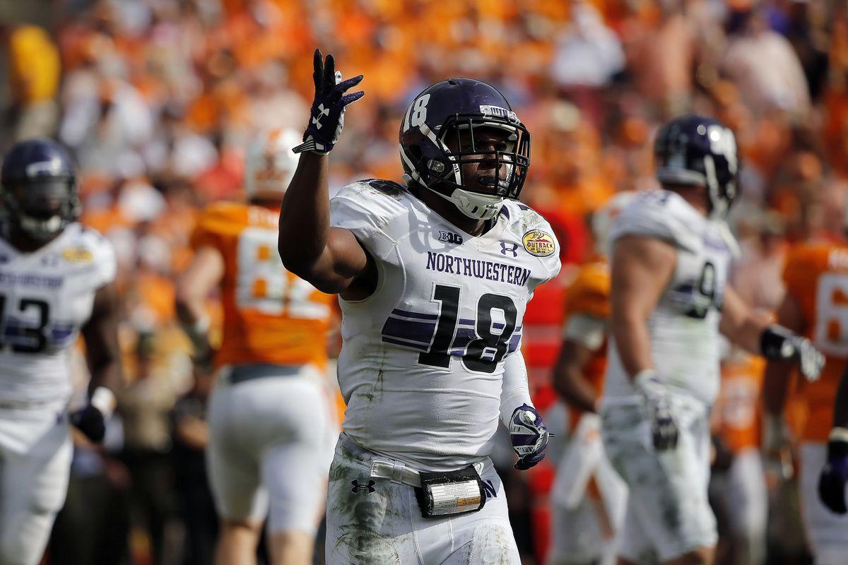 NCAA Football: Outback Bowl-Northwestern vs Tennessee
