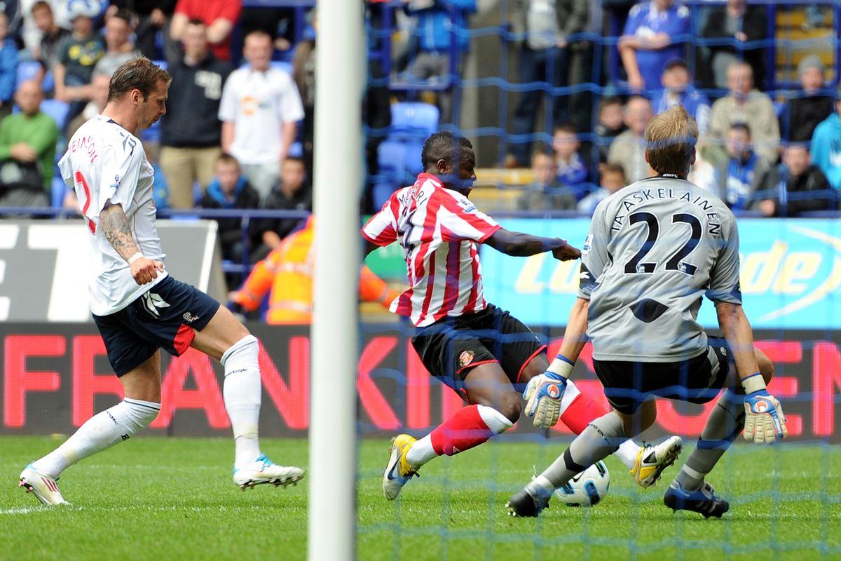 Bolton Wanderers v Sunderland - Premier League