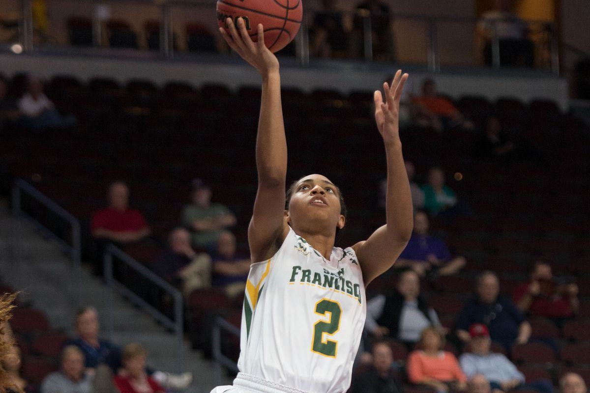 USF's Taj Winston had a game-saving steal, two game-saving offensive rebounds, and a game-winning shot against Loyola Marymount.