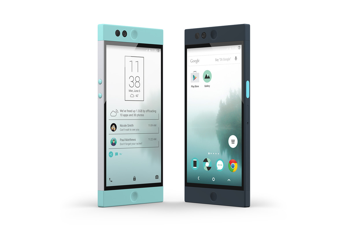 Nextbit's Robin is an Android phone that never runs out of storage ...