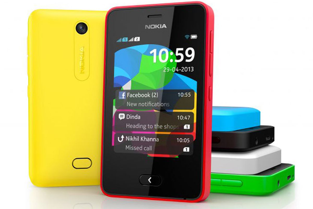 Nokia hedges its commitment to Windows Phone with new Asha ...