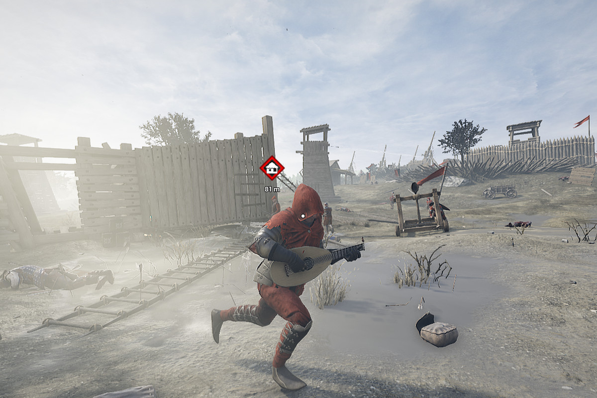 Mordhau add-on allows you to play almost any song on the in