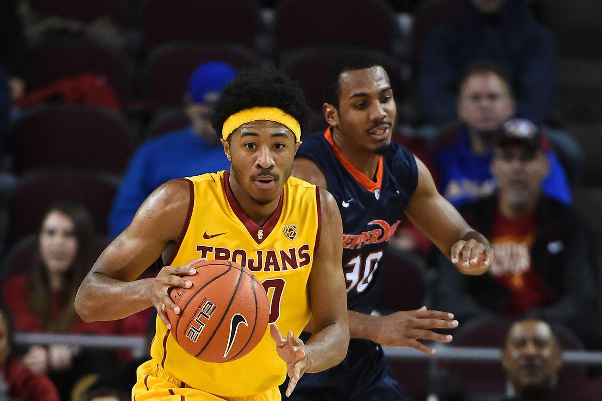NCAA Basketball: Pepperdine at Southern California