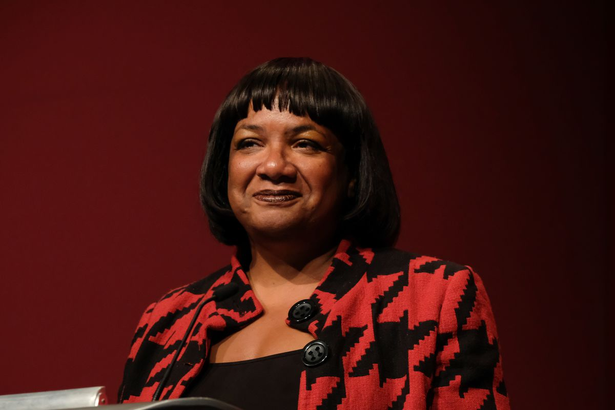 Diane Abbott's mojito can incident on London Underground is a boost for M&S sales