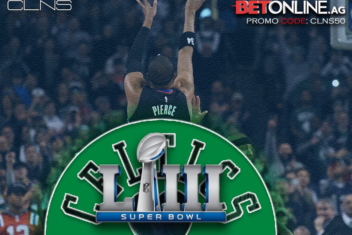 in what s become a tradition the celtics host another super bowl