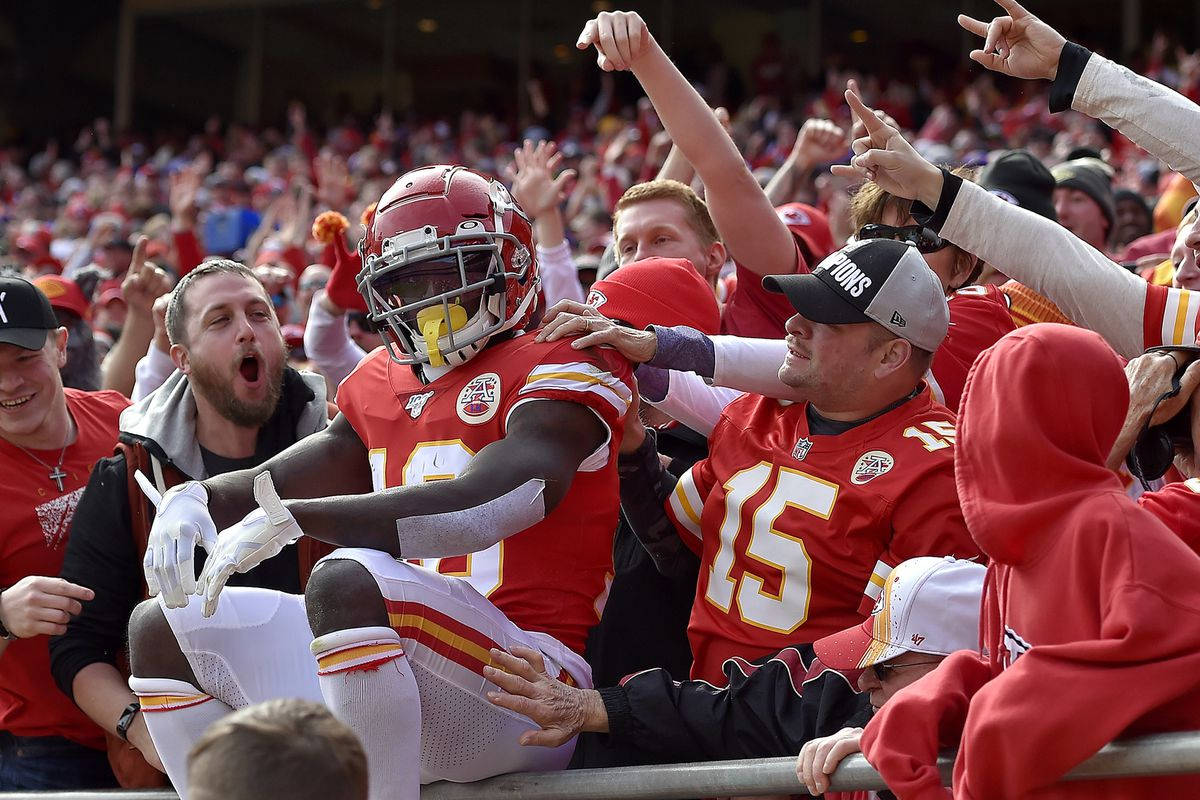 Chiefs knock out Minnesota Vikings with last-second field goal at Arrowhead