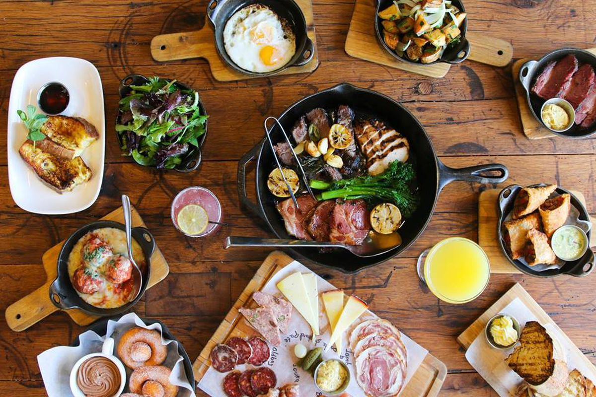 11 Easter Brunch Options Around D C Ranging From
