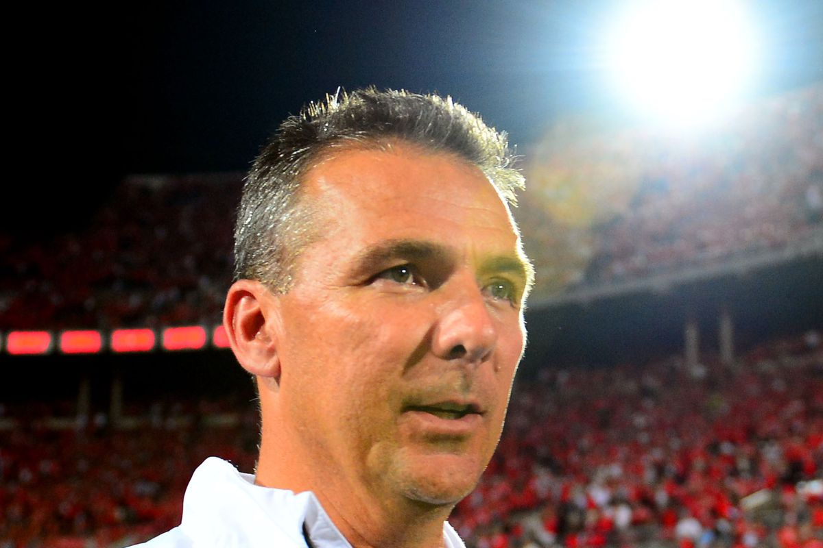 Meyer is undefeated at Ohio State in night games