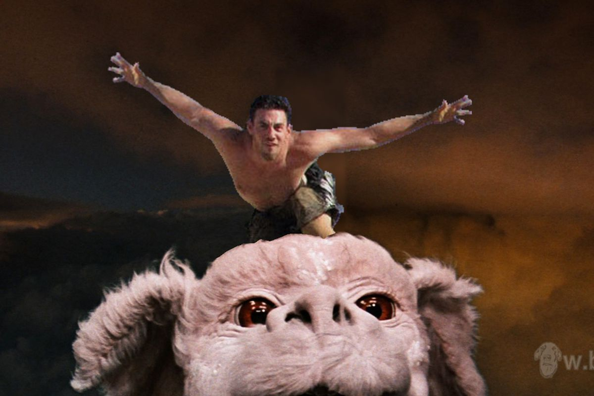 Surprise surprise, it's Nick Collison bringing his Luck Dragon and his big bag of intangibles
