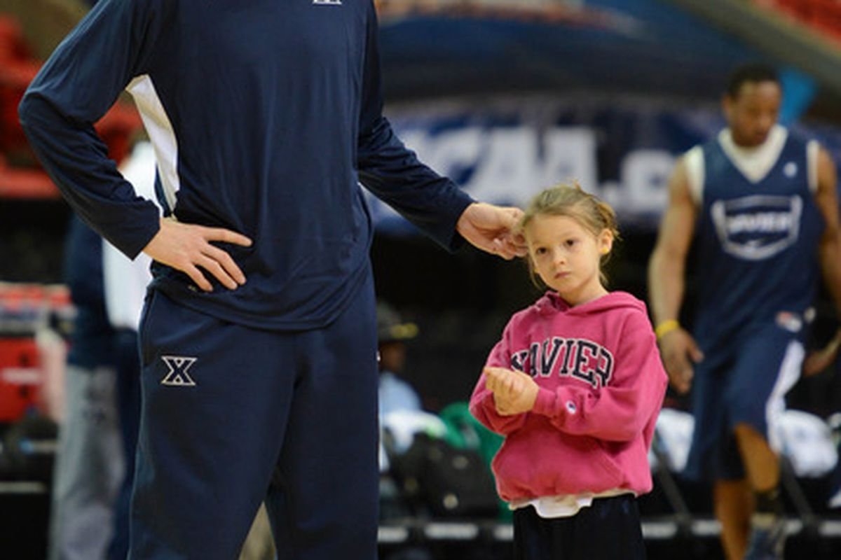 Will Coach Mack bring the family back to Atlanta for the Final Four this year?