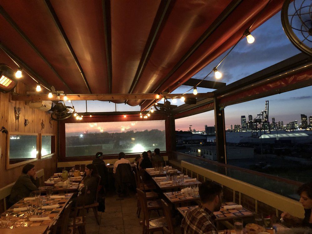 12 Top Nyc Restaurants With Stunning Views Eater Ny