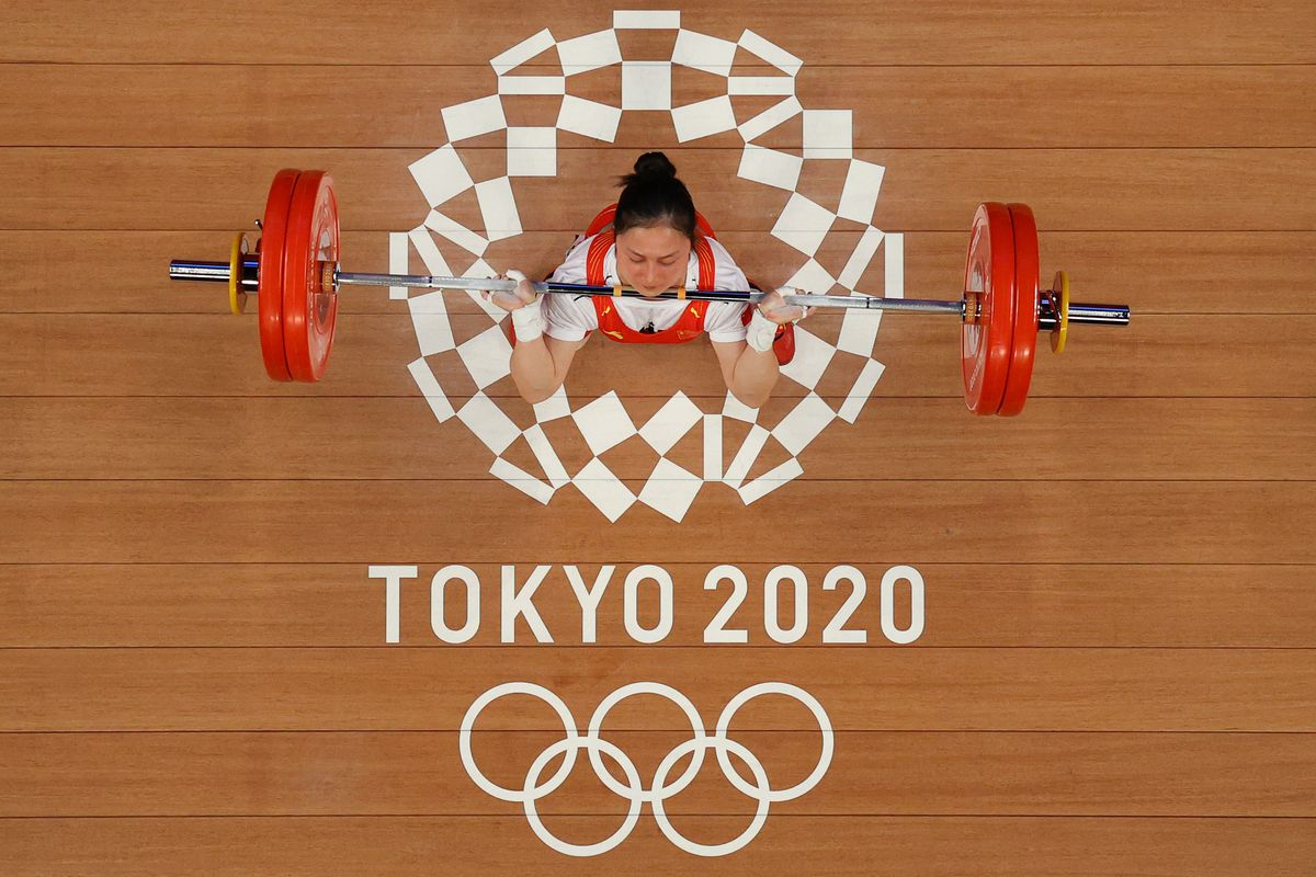 WEIGHTLIFTING-OLY-2020-2021-TOKYO