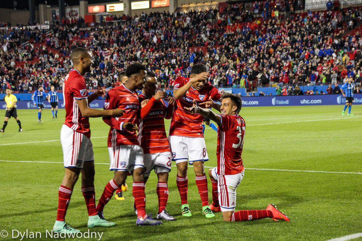 FC Dallas vs Montreal Impact: Game Photos