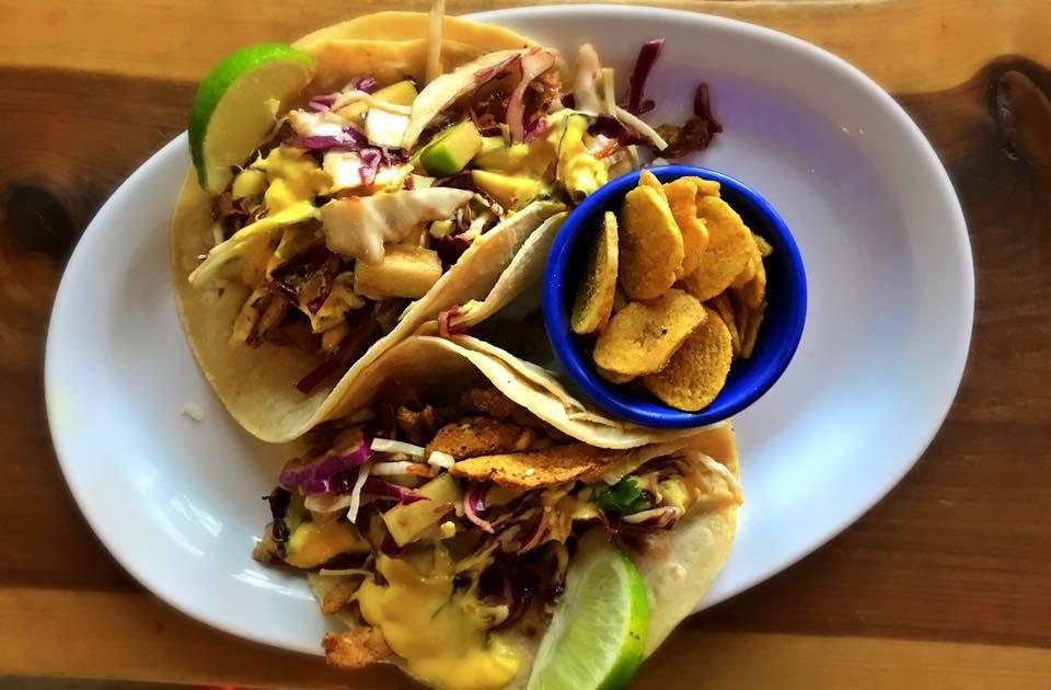 Tacos at Bouldin Creek Cafe