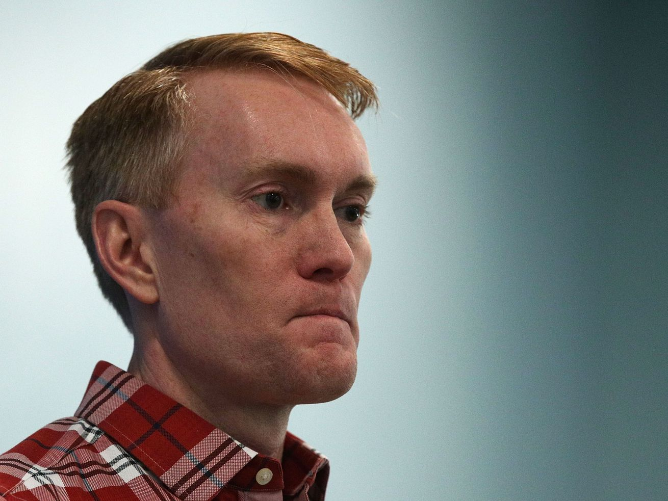 Republican Sen. James Lankford's bill to safeguard US elections from cyberattack was blocked by the White House.