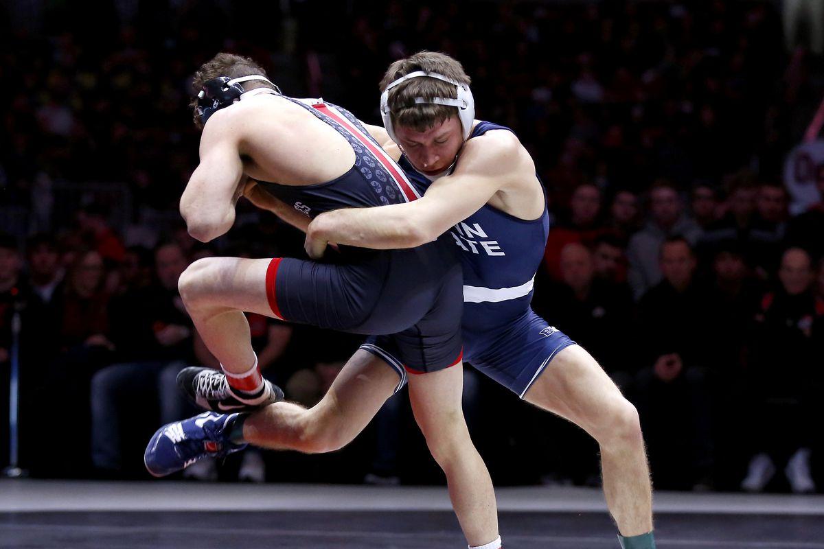 FloSports: FloWrestling Penn State at Ohio State
