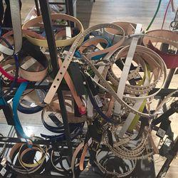 Belts, $15-$88