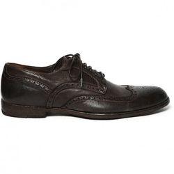 Alexander McQueen - Leather Brogues<br />$690 (50% off) = $345