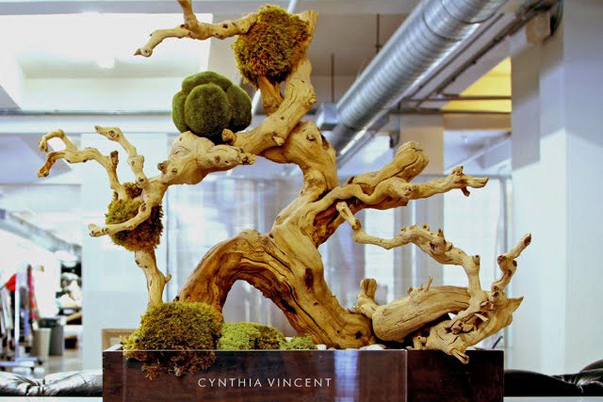 "The Cynthia Vincent studio via <a href=""http://www.eleventhandtwelfth.com/"">Eleventh and Twelfth</a>"