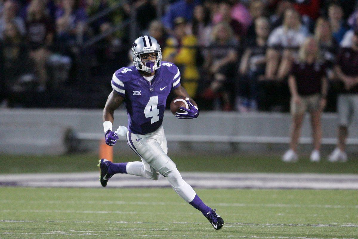 NCAA Football: Missouri State at Kansas State