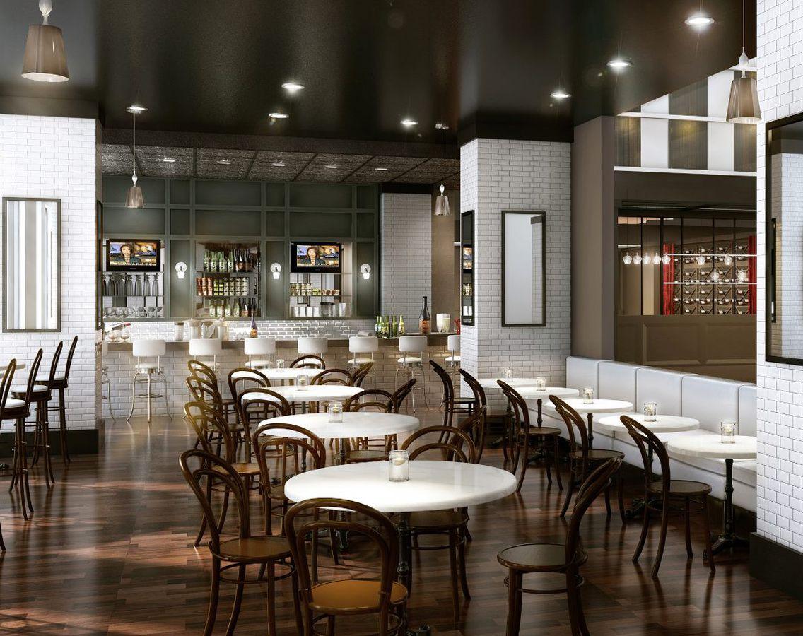 Gallerie Bar Bistro