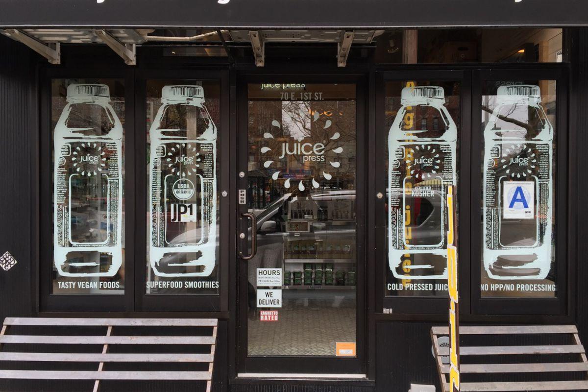 Juice Press in New York