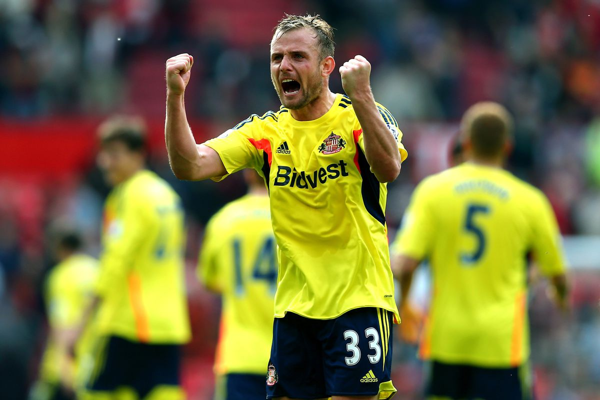 Lee Cattermole's passion.