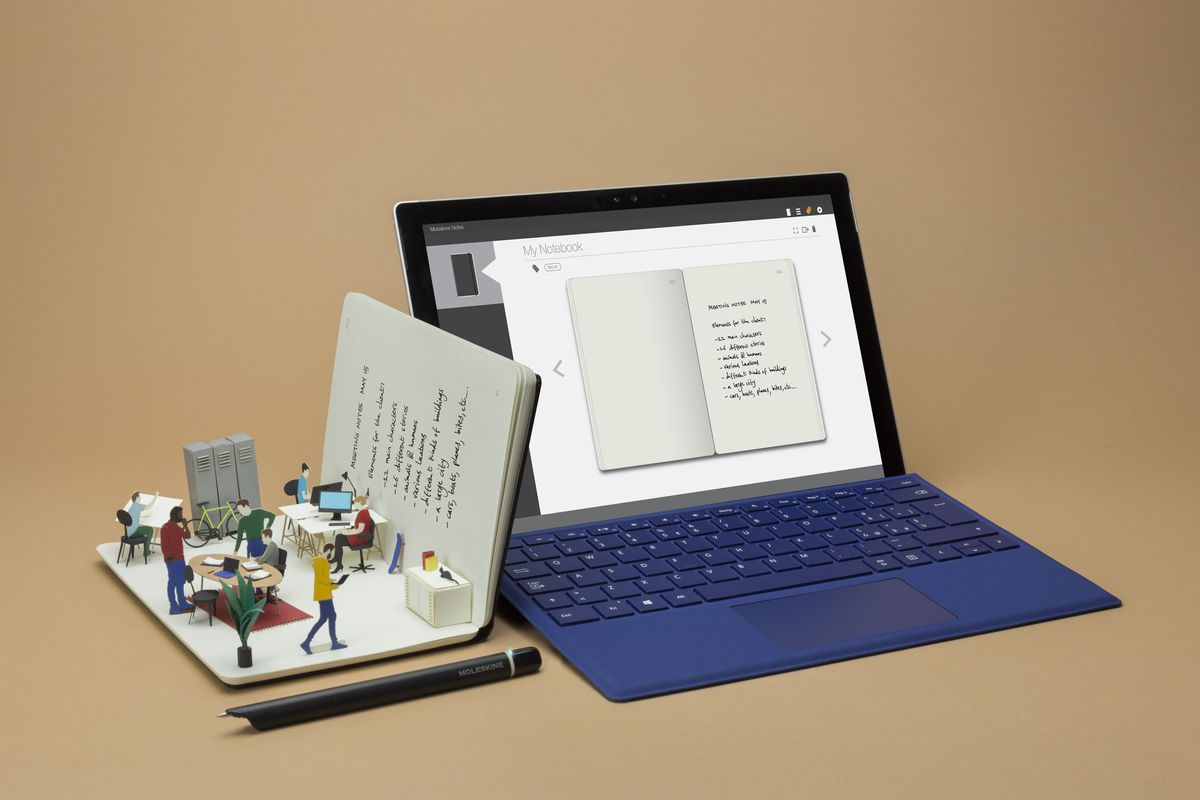 Moleskine 39 S Smart Writing Set Digitizes Your Notes For