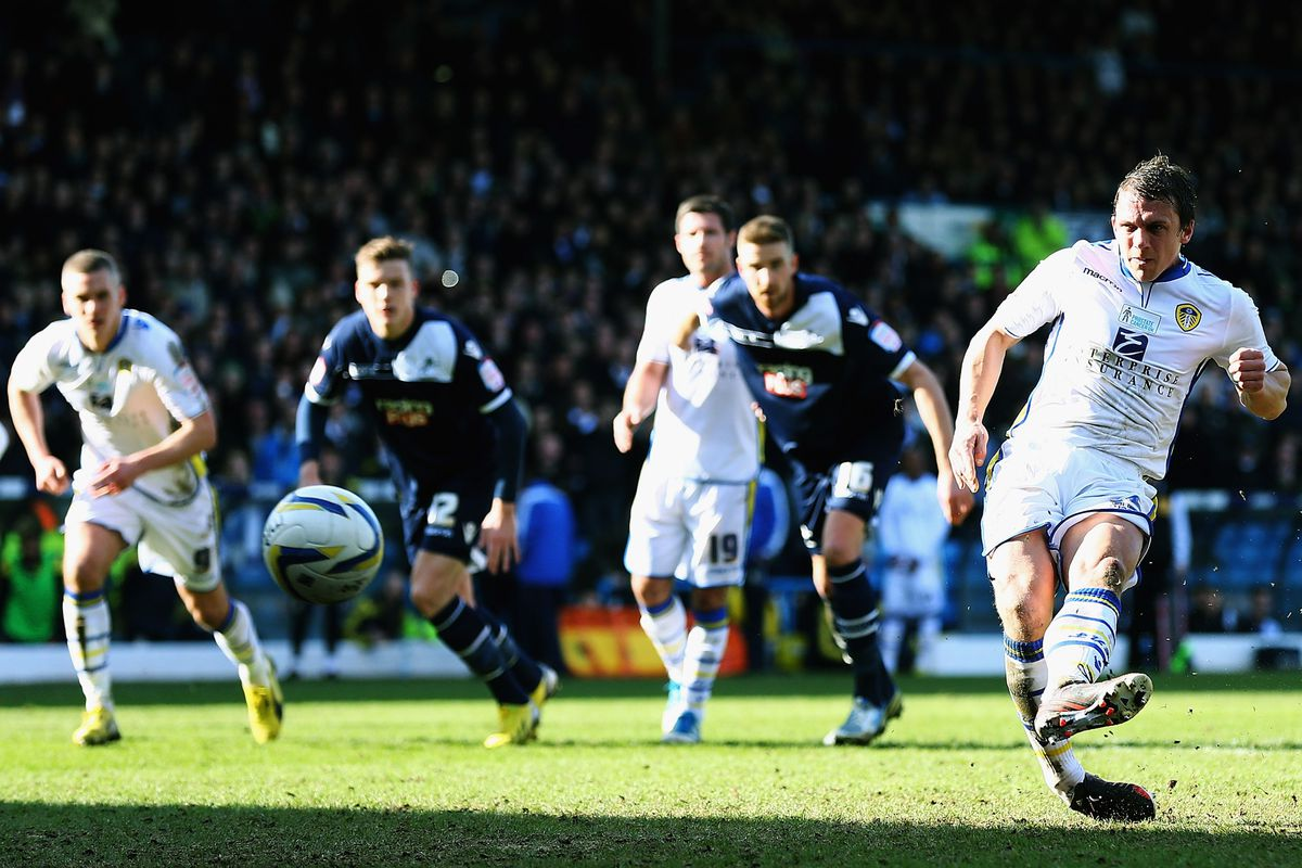 Warnock Junior scores the decisive goal.