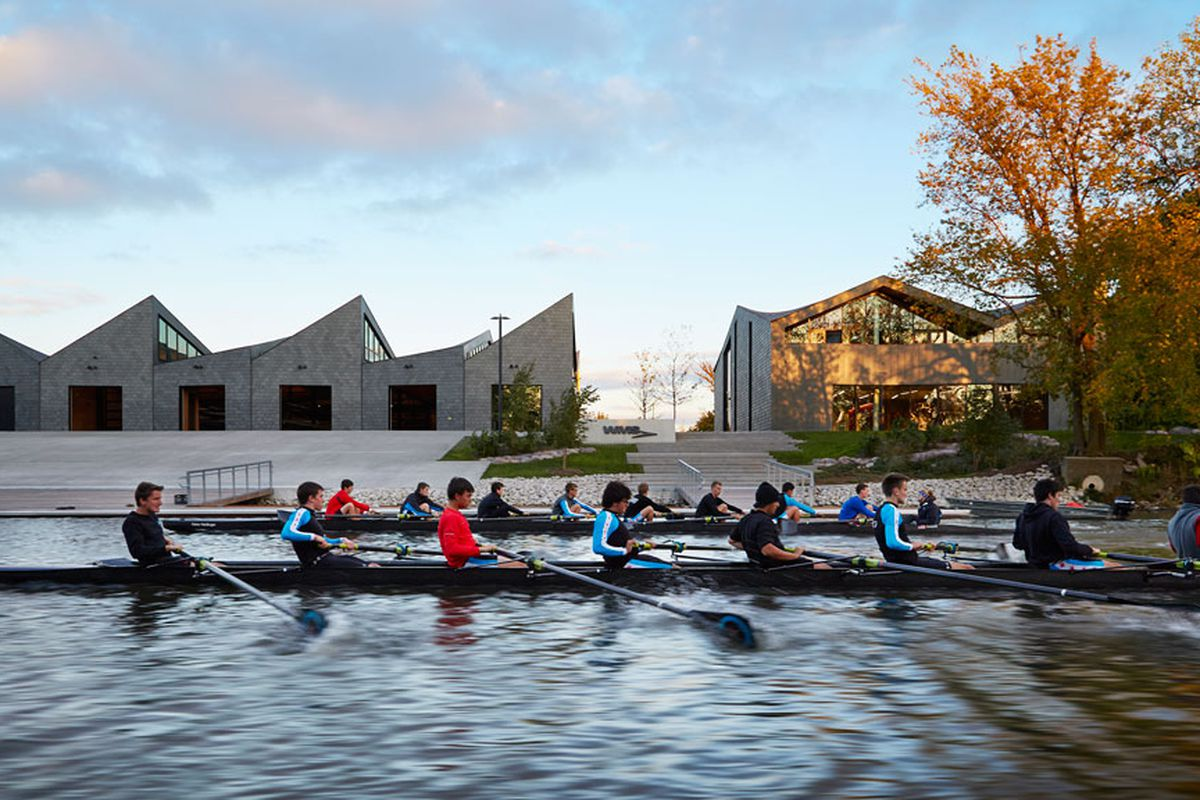 10 High Design Boathouses Around The World Curbed