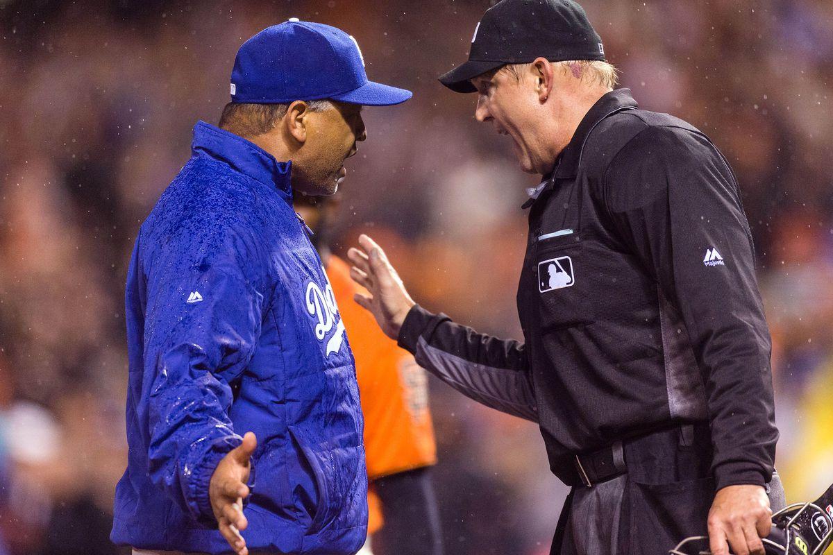 2016 NLDS umpire assignments announced - True Blue LA