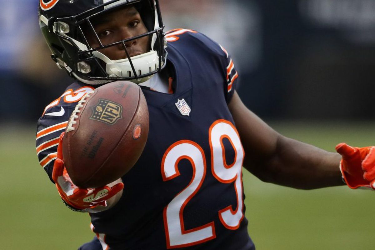 100% authentic 06a79 0797e Bears' Tarik Cohen: 'I think we will probably get a running ...