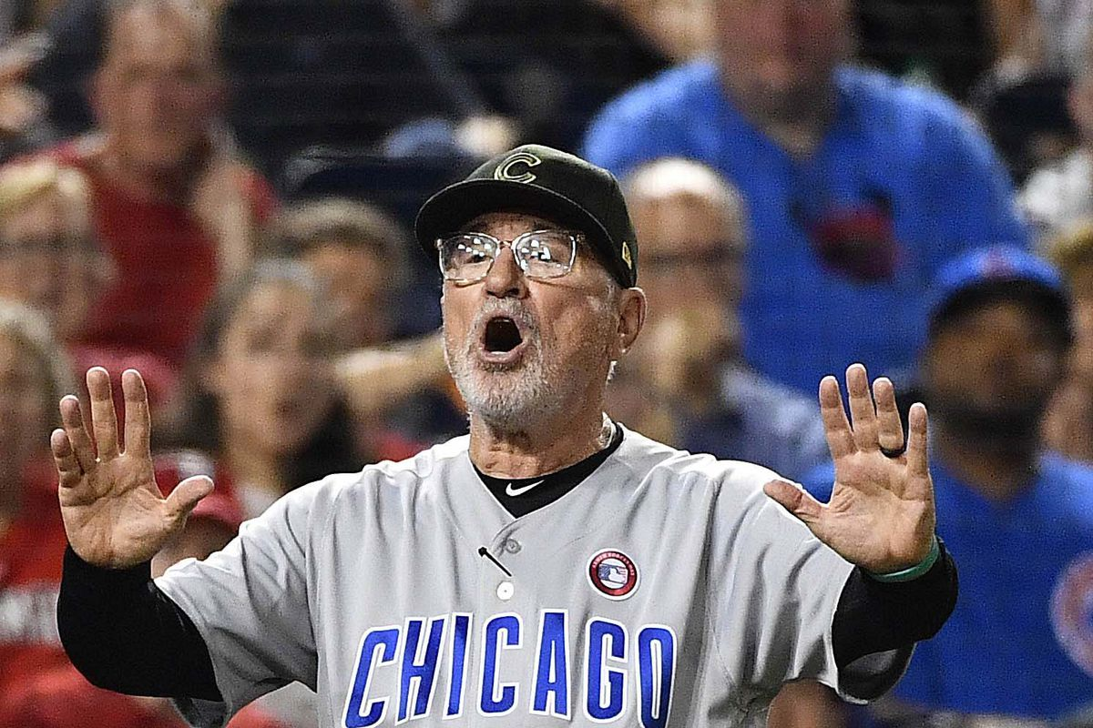 MLB: Chicago Cubs at Washington Nationals