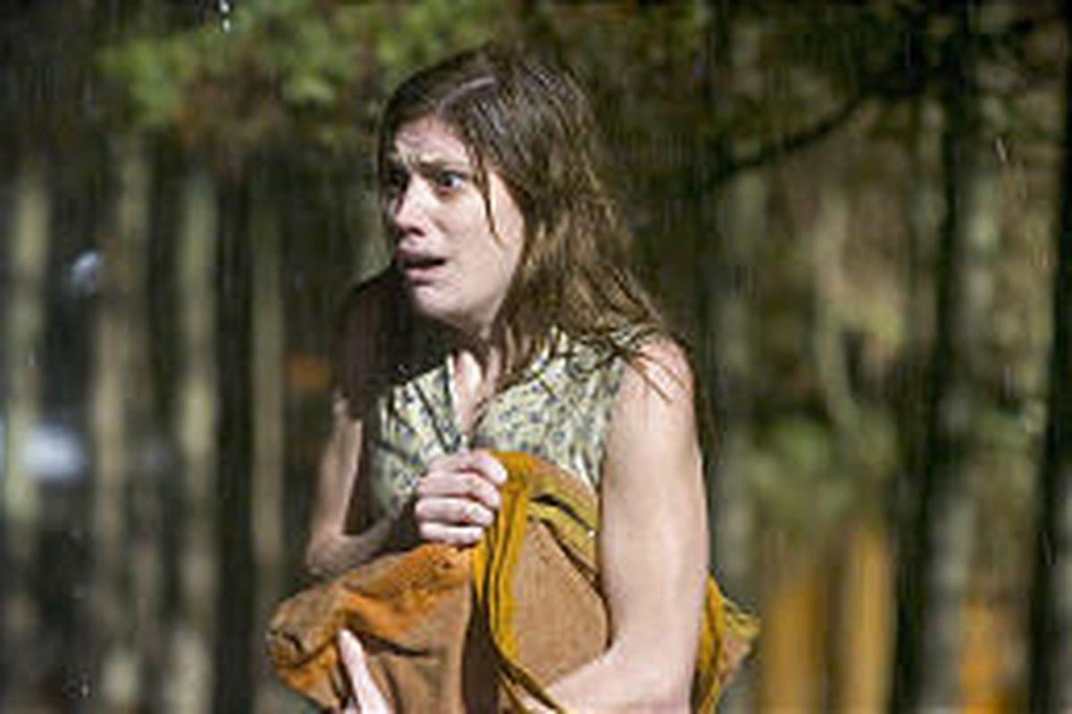 Jennifer Carpenter's unconvincing turn proves she's no Linda Blair.