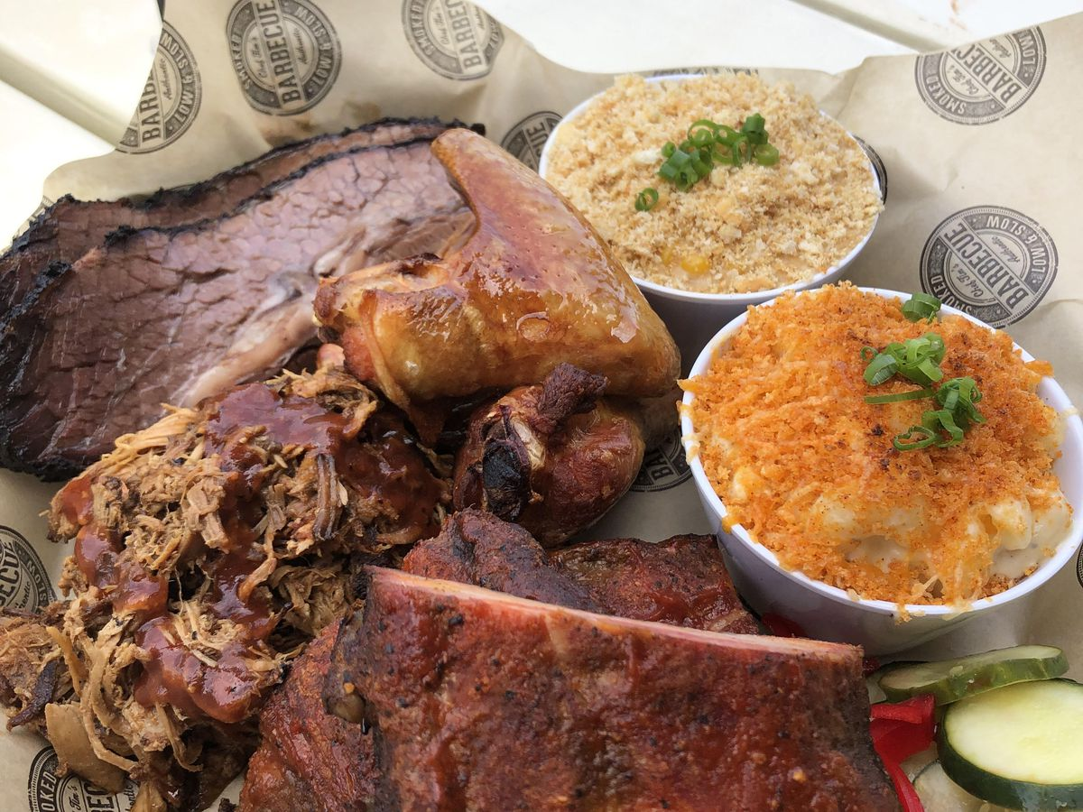 Where To Eat Barbecue In San Diego Right Now Eater San Diego