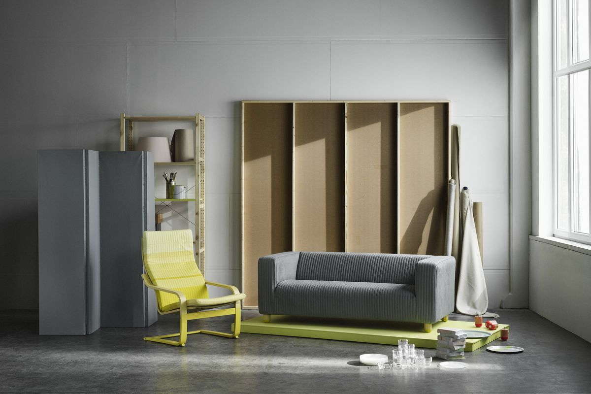 Ikea S New Collection Lyskraft Hacks The Classics Curbed