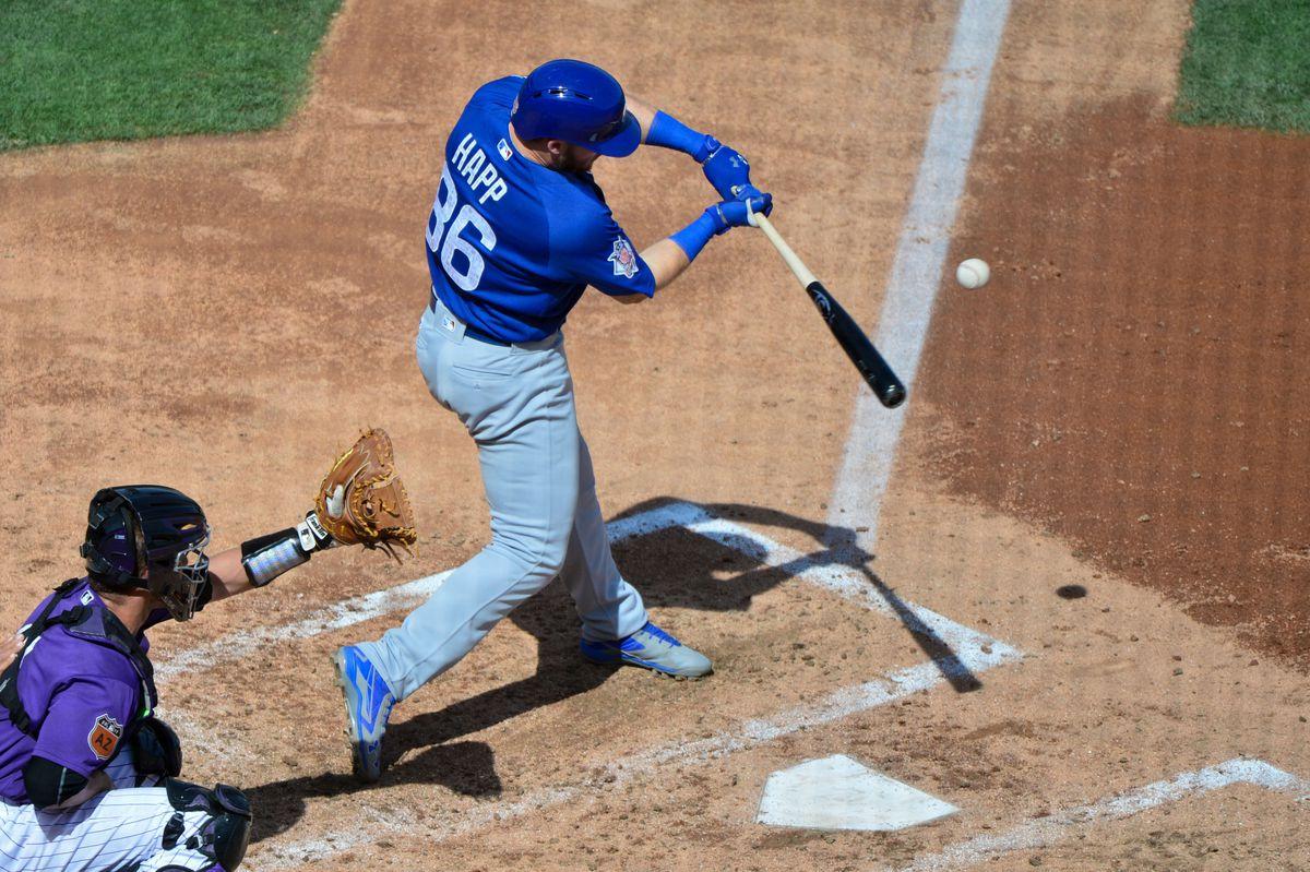 MLB: Spring Training-Chicago Cubs at Colorado Rockies