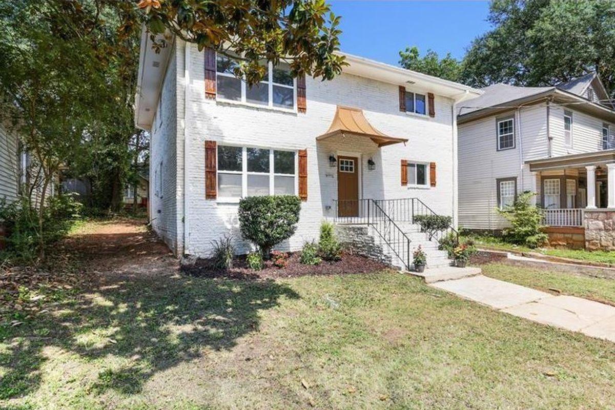 A newly rehabbed home seeking $305,000 in Atlanta's West End.