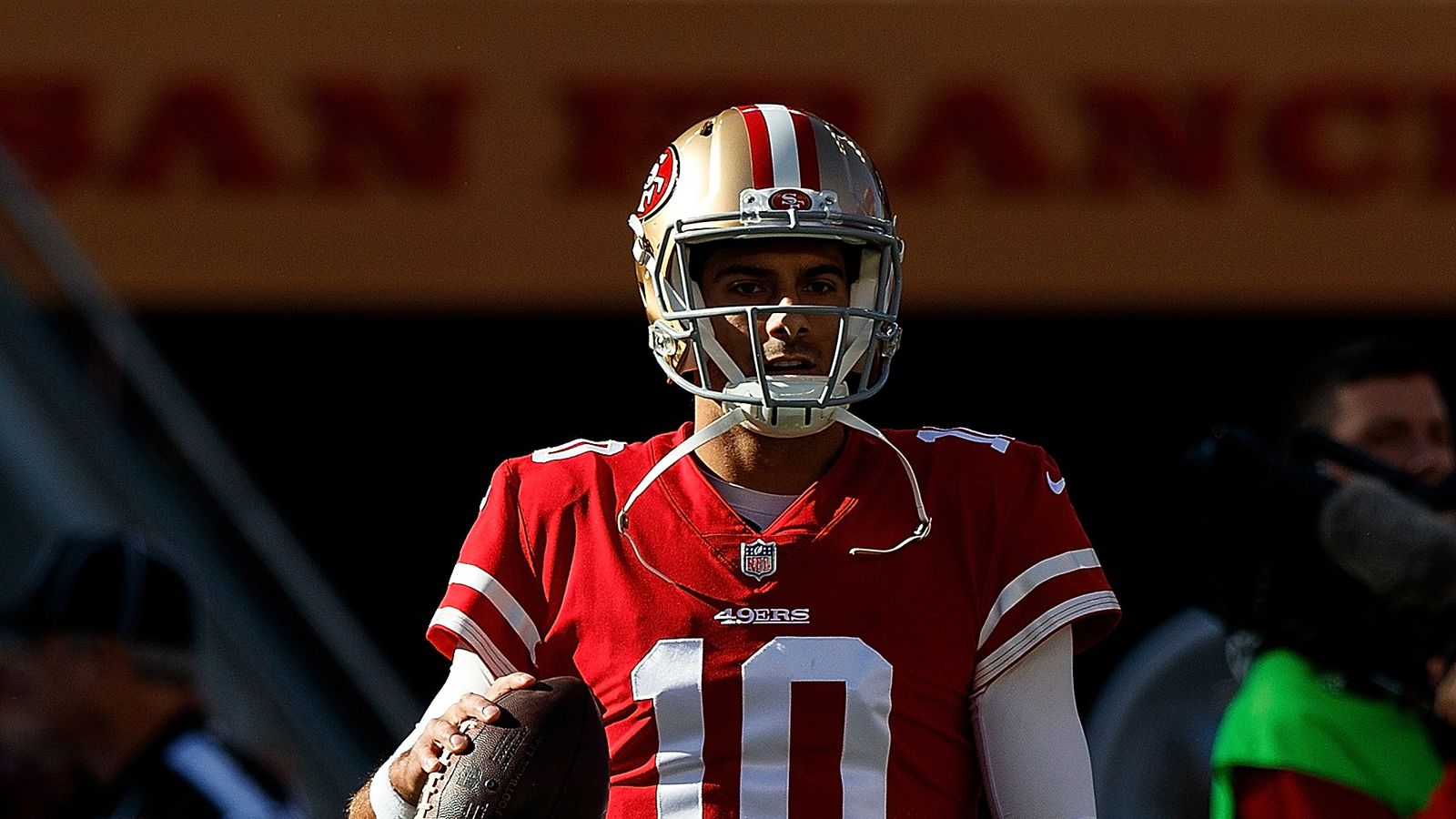 Jimmy G Niners >> Do you think Jimmy Garoppolo will throw for over 4,500 yards? - Niners Nation