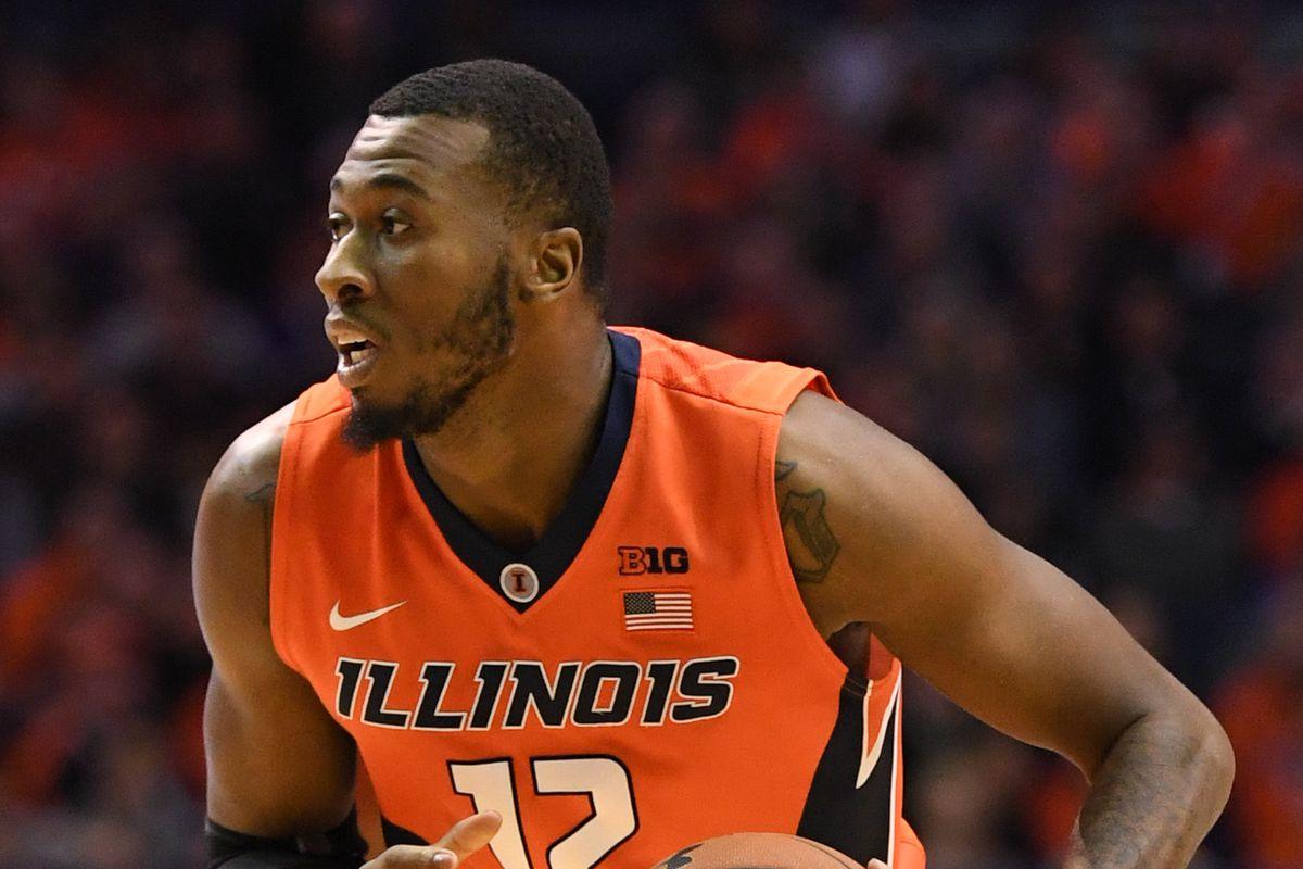 NCAA Basketball: Illinois at Northwestern