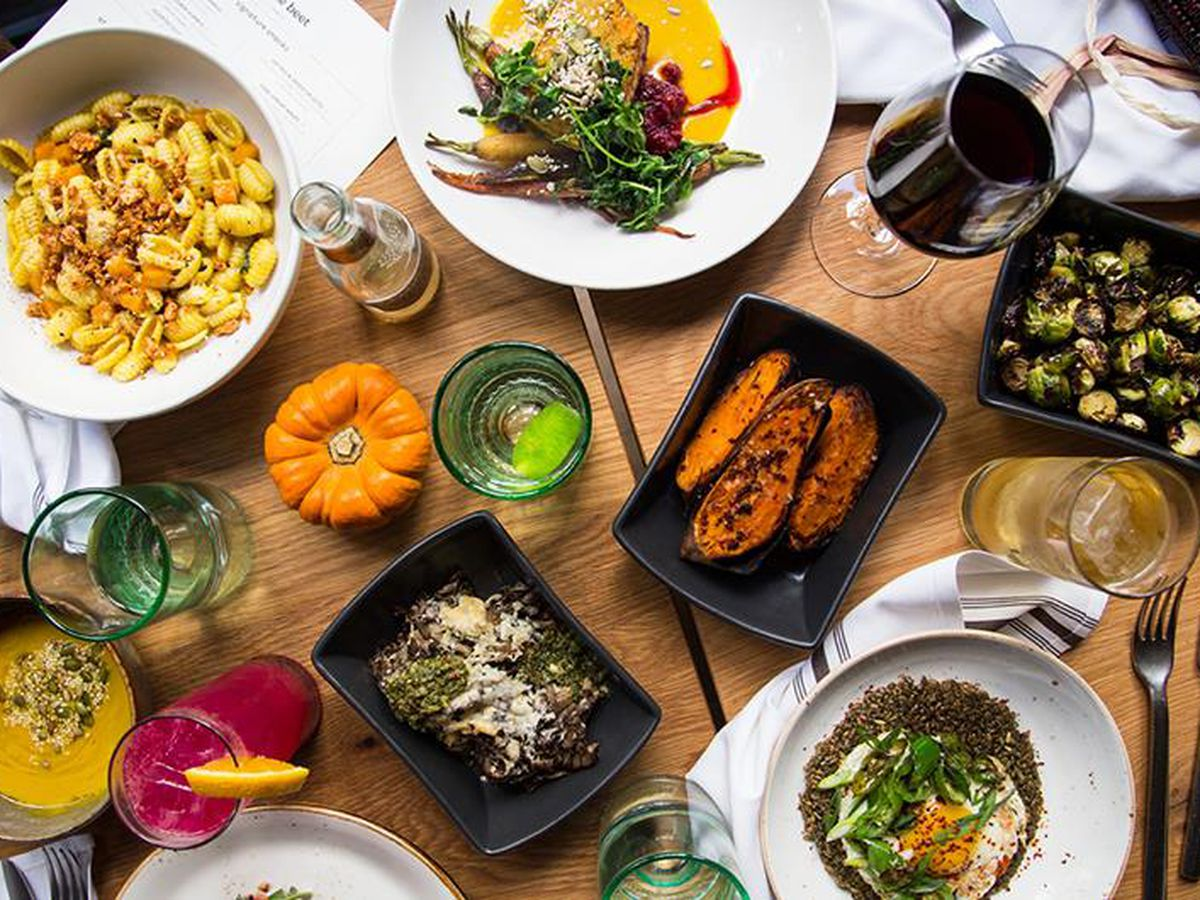 19 Excellent NYC Restaurants for Vegetarians