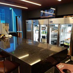 Kitchen in Team Lounge