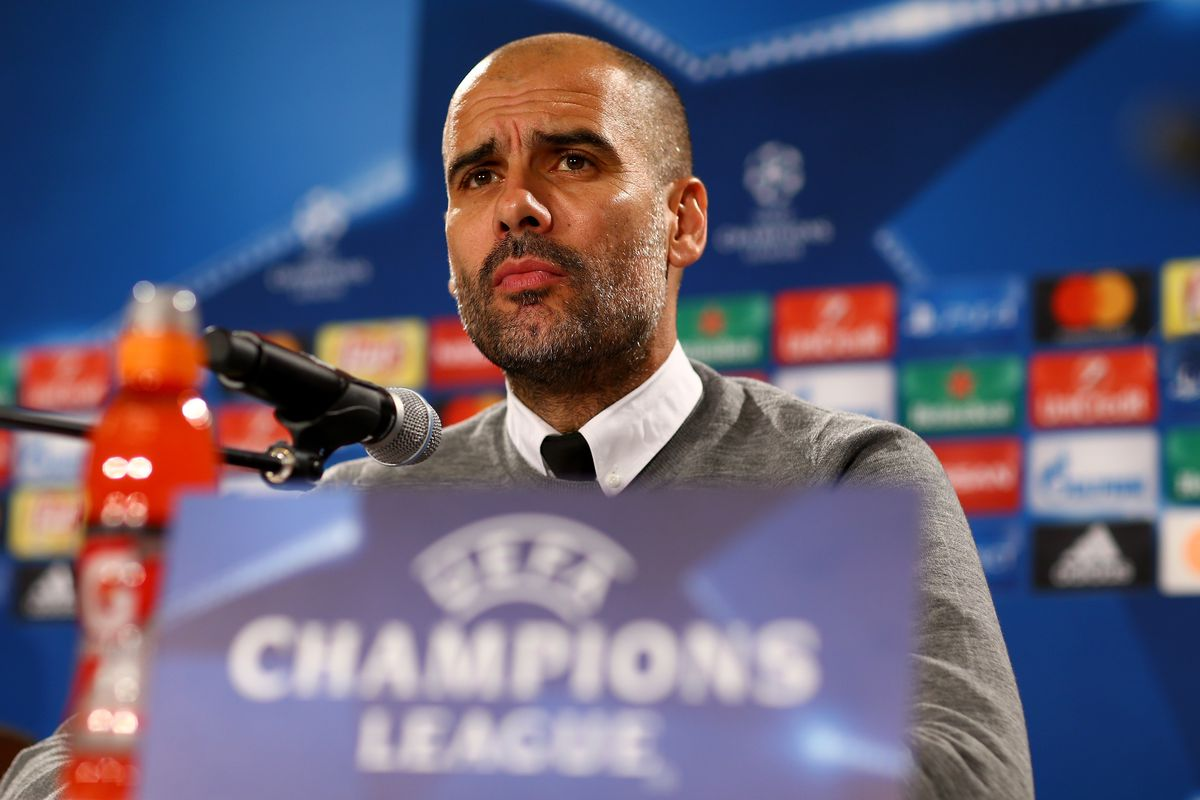 Manchester City - Press Conference