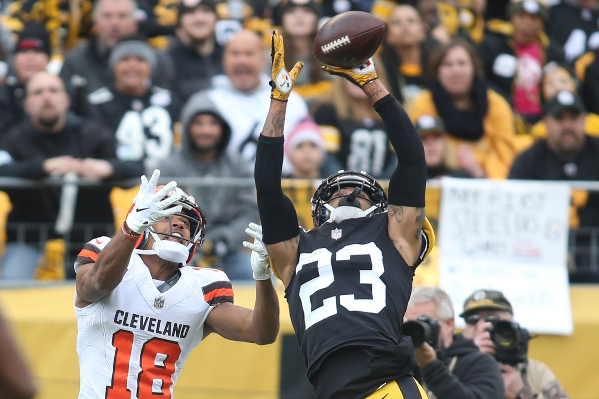 1c2198d33 Charles LeClaire-USA TODAY Sports. The Pittsburgh Steelers' season is ...