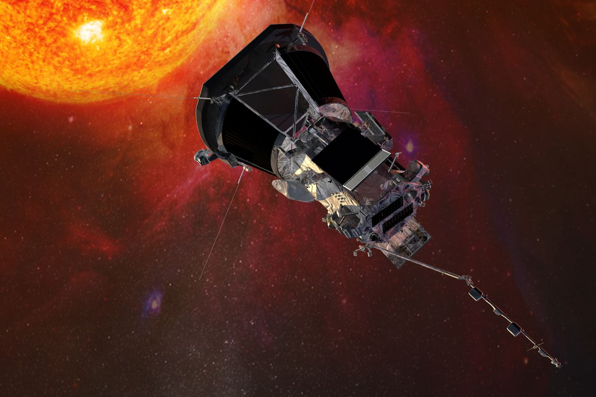 The Parker Solar Probe Must Always Point Its Heat Shield Toward Sun Johns Hopkins University Applied Physics Laboratory