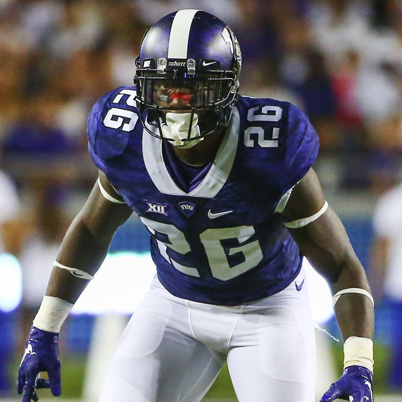 buy popular fcdf3 f1ad1 2016 NFL Draft: Cleveland Browns Pick S Derrick Kindred at ...