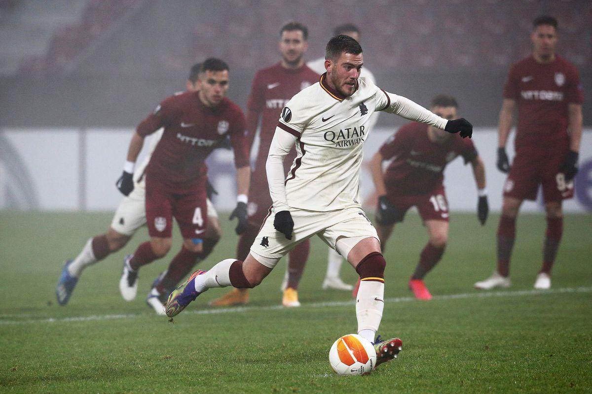 CFR Cluj v AS Roma: Group A - UEFA Europa League