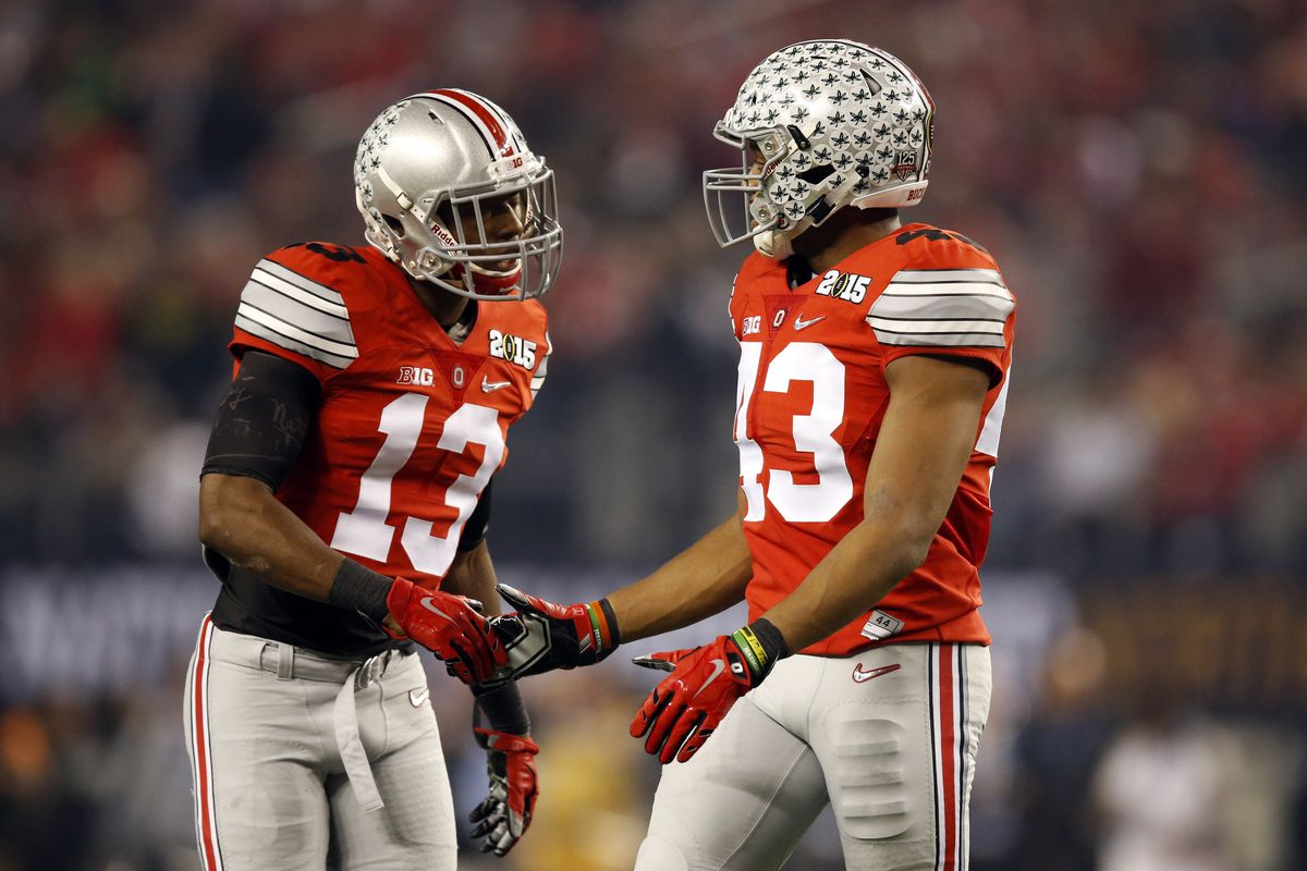 Ezekiel Elliott s take on Eli Apple Darron Lee The Phinsider
